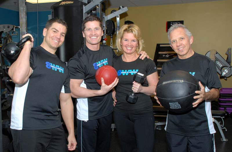 Onsite Functional Fitness at Functional Health Somerville, NJ.